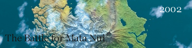 The Battle for Mata Nui (2002)