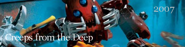 Creeps from the Deep (2007)