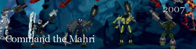 Command the Mahri (2007)