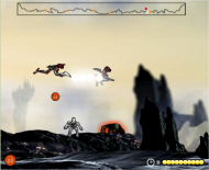 Gameplay of the Antroz game